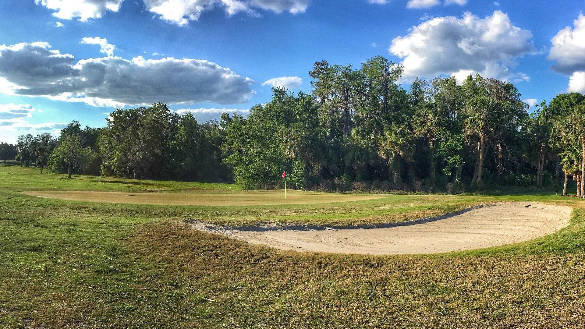 Crystal River Golf Club Course