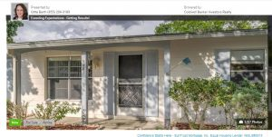 Real Estate Listing Photo for the Citrus Springs Home for Sale, Citrus County, Greco Ter 9481, on Realtor.com