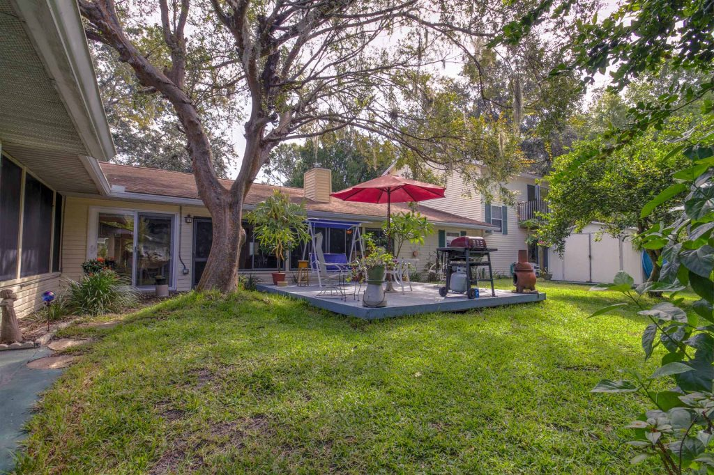 Listing Photo for the Riverfront Home for Sale on Marva Ter. in Homosassa, Citrus County