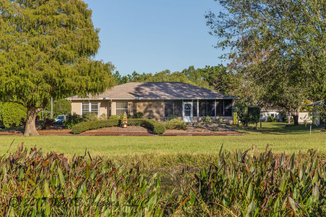 Listing Photo for the Real Estate and Golf Course Home for Sale in Crystal River, Citrus County