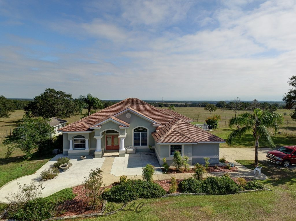 Listing Photo for the Country estate for sale on 28 acres / Home and Farm, Real Estate for Sale in Inverness, Citrus County