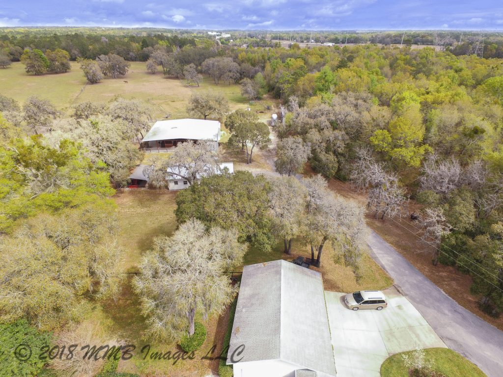 Listing Photo for the Real Estate and Horse Farm, Ranch for Sale in Lecanto, Citrus County on Menasha Ct