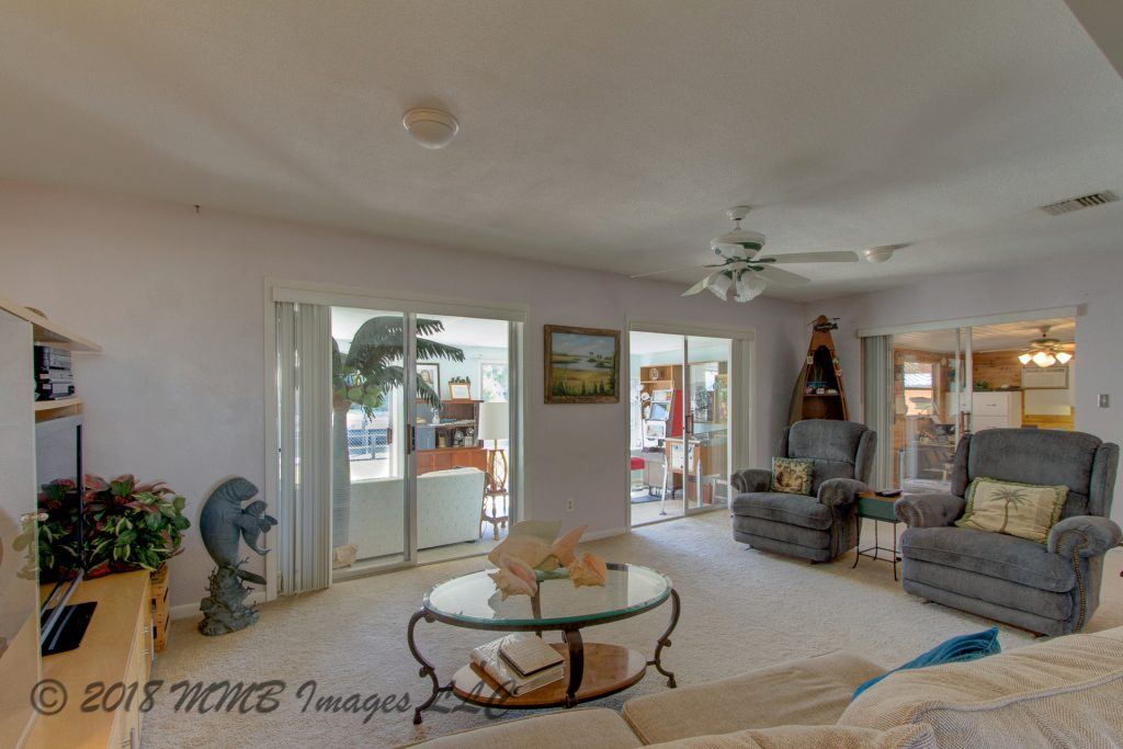 Real Estate Listing Photo for the Crystal River Waterfront Home for Sale on 20th Ave in Woodland Estates, Citrus County, Greco Ter 9481